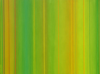 abstract colour study in green by contemporary painter Ernie Gerzabek