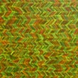 zigzag cool colours abstract painting